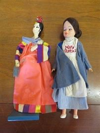 Vintage Ideal Tammy Doll Mary Poppins
