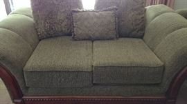 Photo of 1 of three set this is the Love Seat