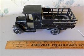 Cast Iron Farm Truck Toy