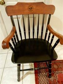 Original MSU Captain's chair