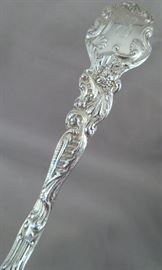 Baroque Style Sterling Silver Design Will Compliment Any Tablescape