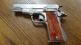 Hubley Automatic vintage toy gun