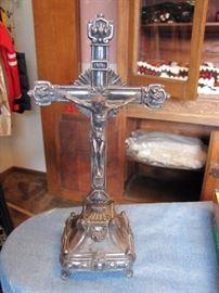 Crucifix ?from a catholic church?