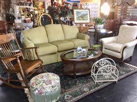FLEXSTEEL Sofa, MINT Condition