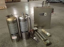 Ansul Fire Suppression System