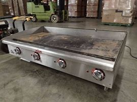 Star Max 48in Electric Flat Top Grill