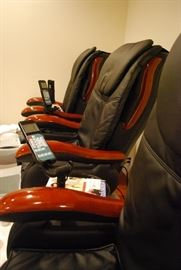 Pedicure Chairs (3 available - $1200 each)