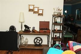 Objects of Art, Accessories, Modern & Vintage Furnishings