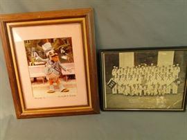 2 Framed Photographs