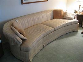 60's sofa from Klingman's