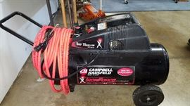 Campbell Hausfeld Air Compressor