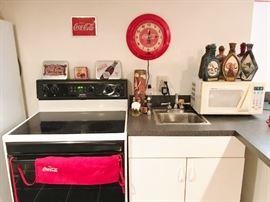 Jim Beam and Coca Cola Collectibles