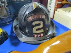 McHenry TWP Fireman Helmet