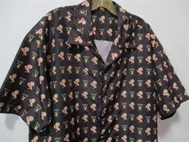 Playboy Silk shirt