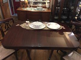 Beautiful mahongany  table