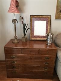 Ethan Allen dresser - one of two.  Works well in bedroom or accent piece in living/family room.