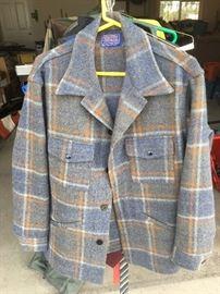 Men's Pendleton jacket