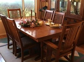 Bassett Dining Table and Chairs