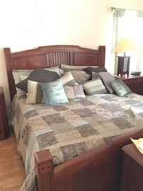 Thomasville King Bed