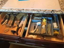 KNIVES,OTHER MEASURING TOOLS