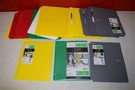 28 Mead Five Star Folders