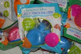 58 Jelly Punch Balloons