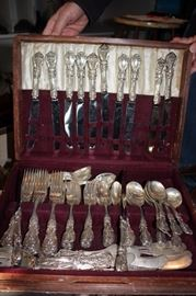 Sterling Flatware, Reed and Barton, Francis The First