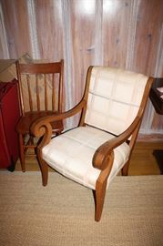 Nice vintage side chair