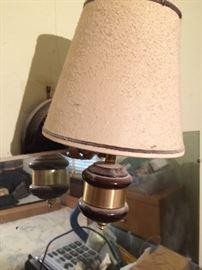 Vintage wall lamp