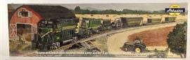 Atheran Trains. Many New Old Stock, still sealed!