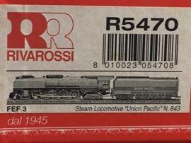 Rivarossi Train Engine