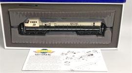 Genesis Train Engines