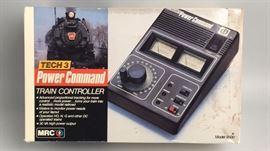 Train Power Controller