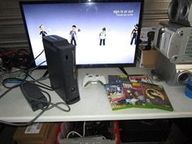 XBOX 360 Console Gaming Lot