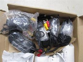 Security Camera Lot