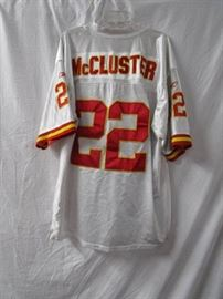 McCluster Jersey