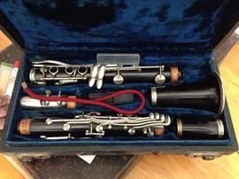 Martin clarinet