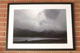 1st print of 400 Colorado Lake by Jim Kraft