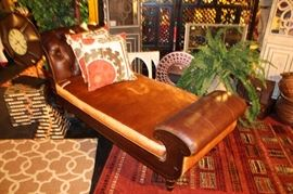 VERY Cool!  Fainting couch