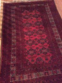 4' x 6' wool rug
