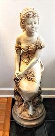 3.5' statue