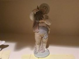 """""""A Toast for Sancho"""" Lladro Figurine"""
