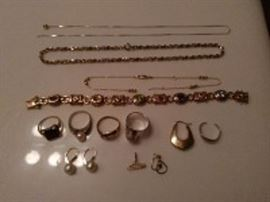 Gold & Silver Jewelry