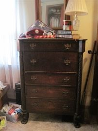 tall chest matches bed & dresser