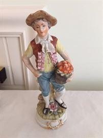 Boy Figurine.