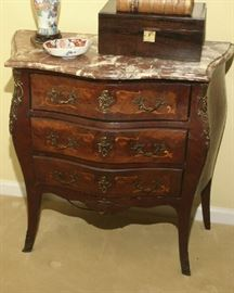 LOUIS XVI STYLE CHEST (VERY OLD)