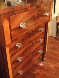 200 year old Sheraton Chest