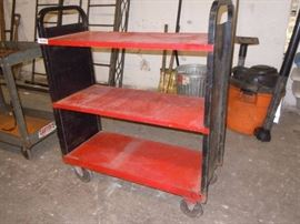 3-Tiered Cart