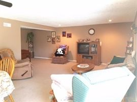 Recliners - table/chairs - ent center - coffee table - sofa etc