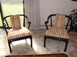 Drexel Heritage Horseshoe Chairs EXC